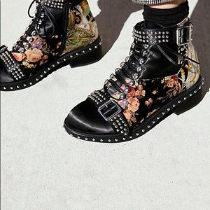 Jeffrey Campbell for Free People boots